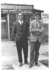 Enrique R. Giorno y Jorge Giorno