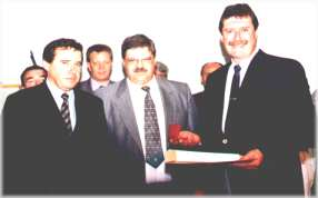 25 años de profesión Jorgre A. Giorno