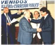 25 años de profesión Enrique R. Giorno