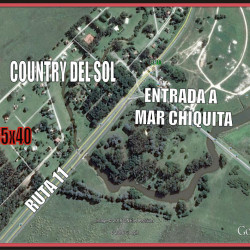 MAR CHIQUITA - COUNTRY DEL SOL