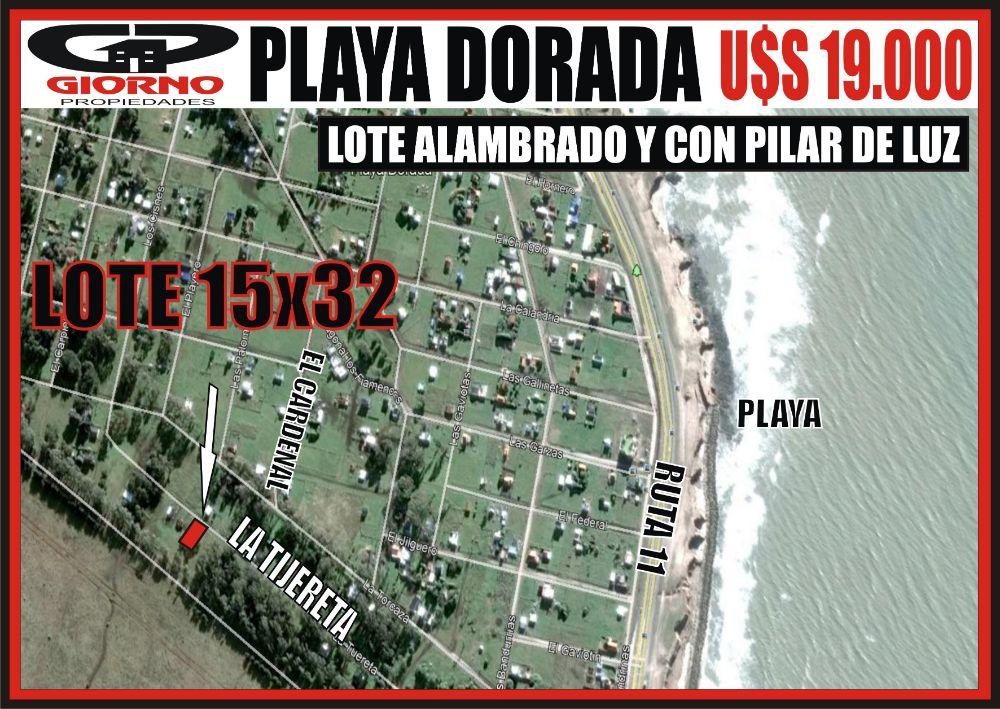 NEW PLAYA DORADA - LA TIJERETA E.