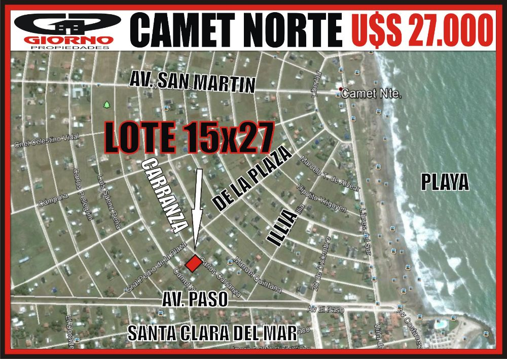 NEW CAMET NORTE - CARRANZA E.